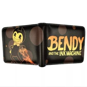 🆕Bendy and The Ink Machine Wallet